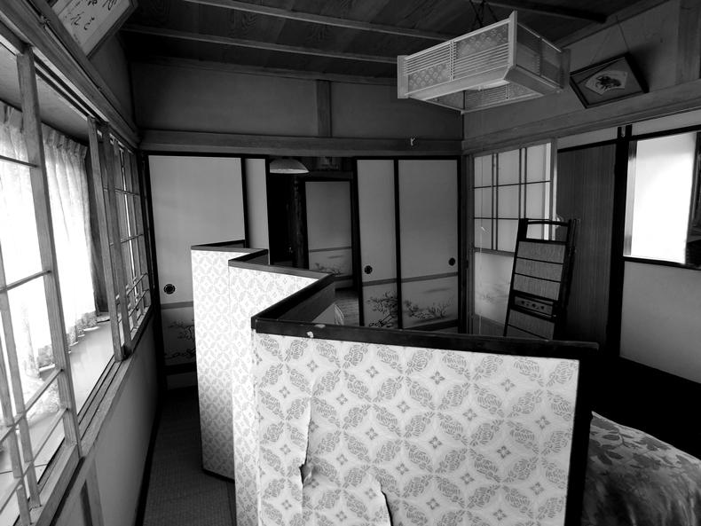 茅野市本町西空き家預かりくんリフォーム前室内2